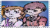 Licca x Lukas: Stamp by AGirlFromDistrict3