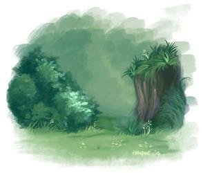 Woodland WIP