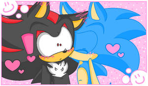 .:A Kiss For The Hedgey:. X3