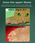 Draw This Again: Tabby Cat