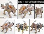 Zoids Super Saberlion Custom