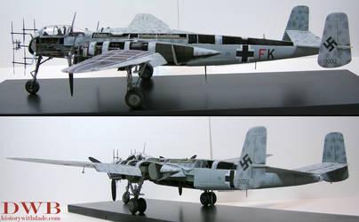 1/32 Heinkel He 219 A-0 Uhu Cutaway 1 by Bang-Doll-SSI