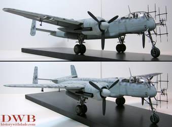 1/32 Heinkel He 219 A-0 Uhu Cutaway 2 by Bang-Doll-SSI