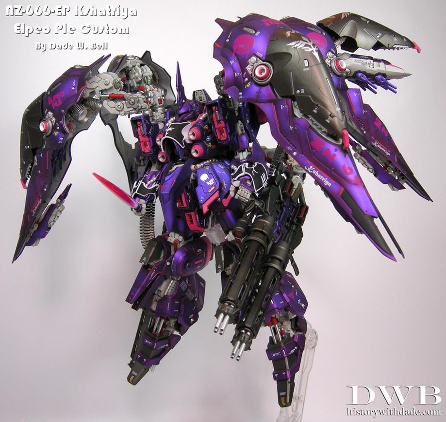 NZ-666-EP Kshatriya Elpeo Ple Custom 5 Lights Off by Bang-Doll-SSI