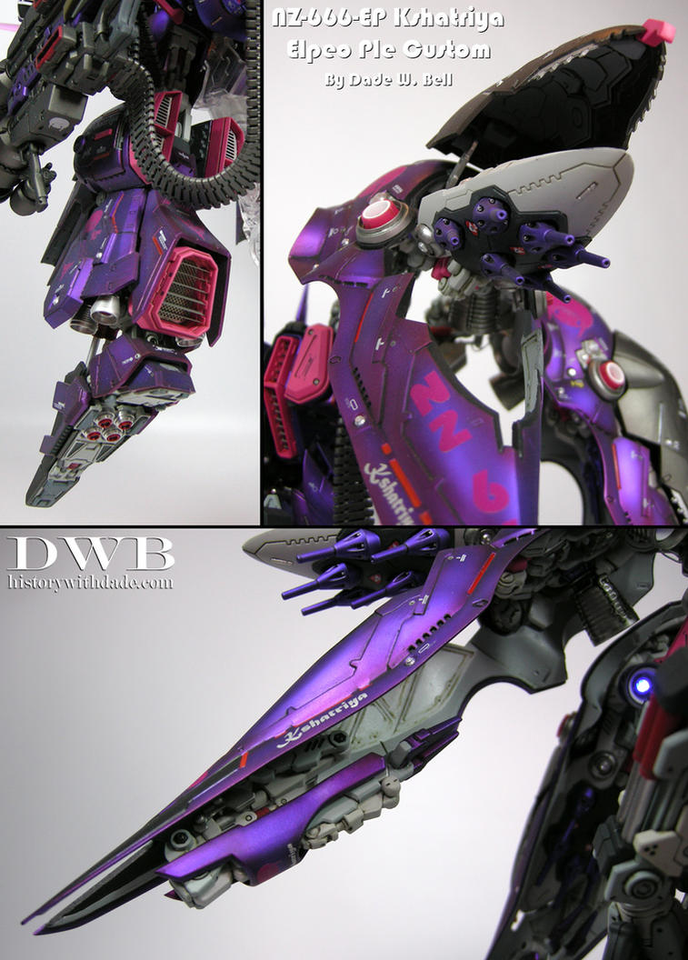 NZ-666-EP Kshatriya Elpeo Ple Custom Details by Bang-Doll-SSI
