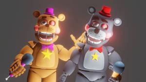 R.Freddy And Lefty
