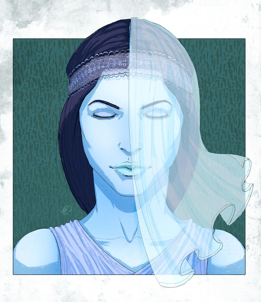 Blue Lady by Monomaus
