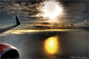 Mystical skies by Stianbl