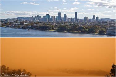 Brisbane - Duststorm 1 by Stianbl