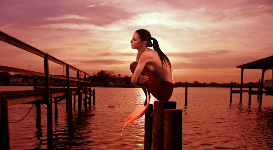 Mermaid Steffie by I-Got-Shot