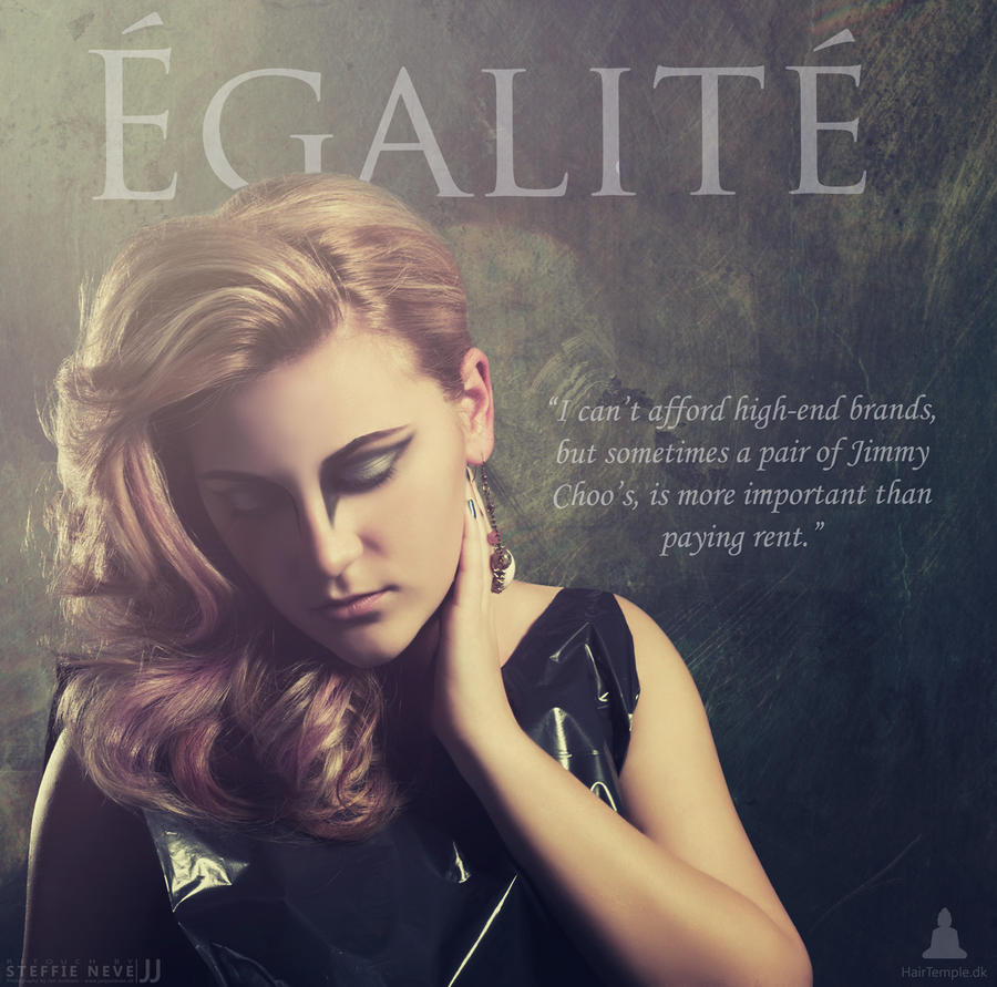 Ardeleanu for Egalite - Middle class by I-Got-Shot