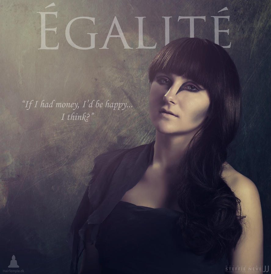 Larissa for Egalite - Poor class by I-Got-Shot