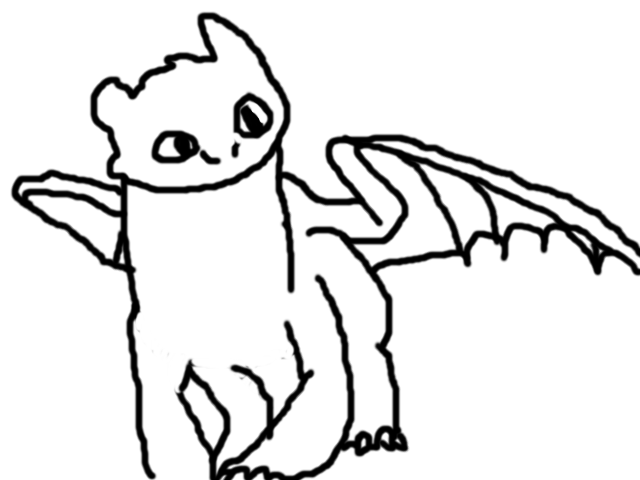 Line Art Dragon : Sky s lineart thread school of dragons how to train your