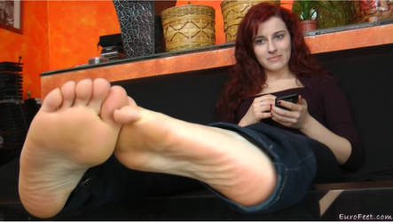 Red Head Soles by HypeBoyo