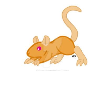 Random mouse by KatPocketMonster