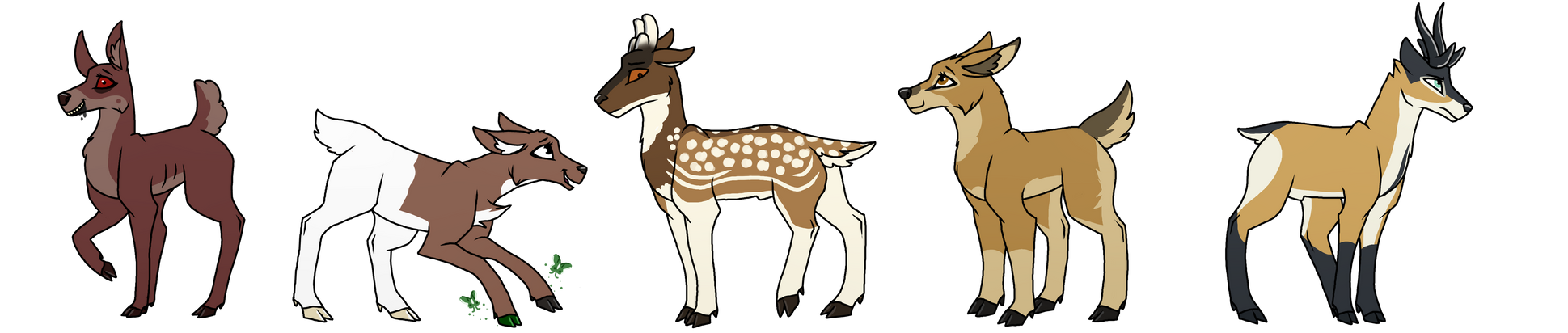 Ohh Deer Mee