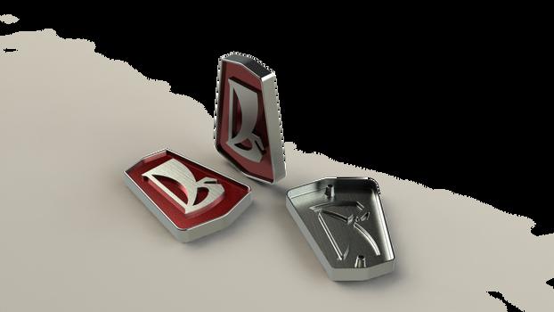 Lada car`s logo