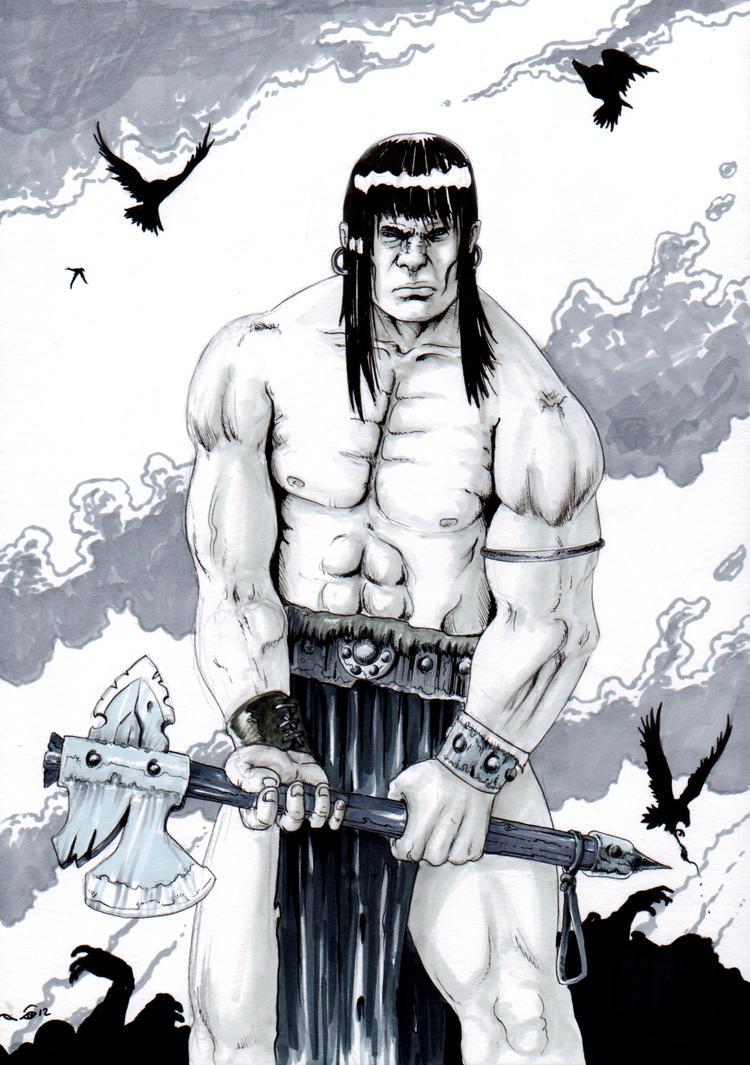Conan who's next ? by emalterre