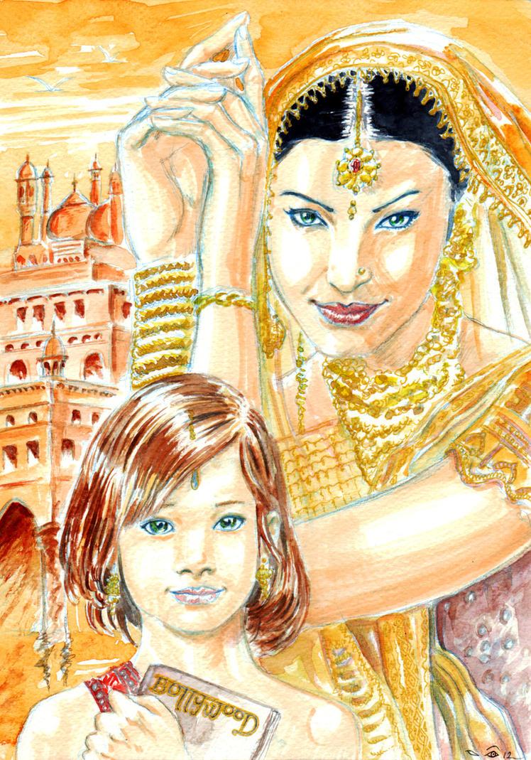 DND Paris : Bollywood by emalterre