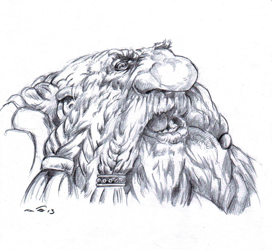 Dwarf by emalterre