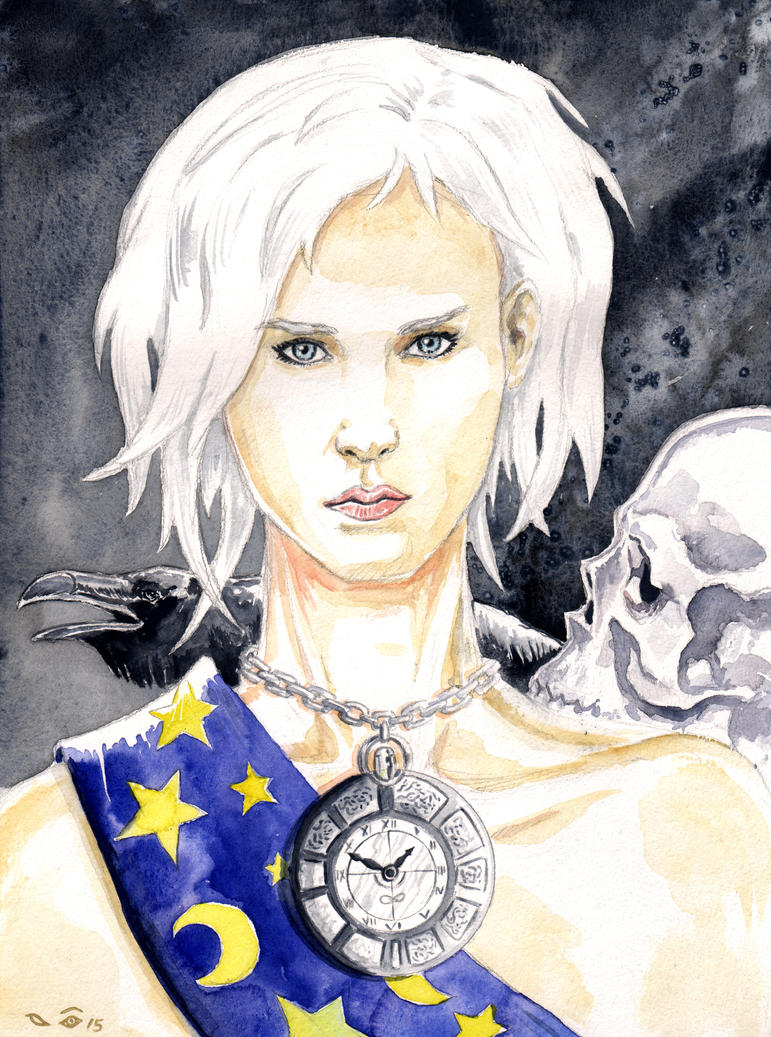 DND Paris : Witching Hour by emalterre