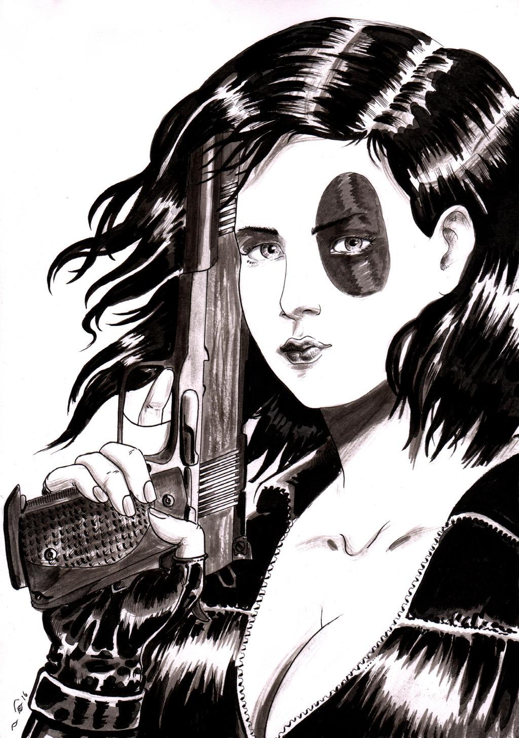 Domino by emalterre