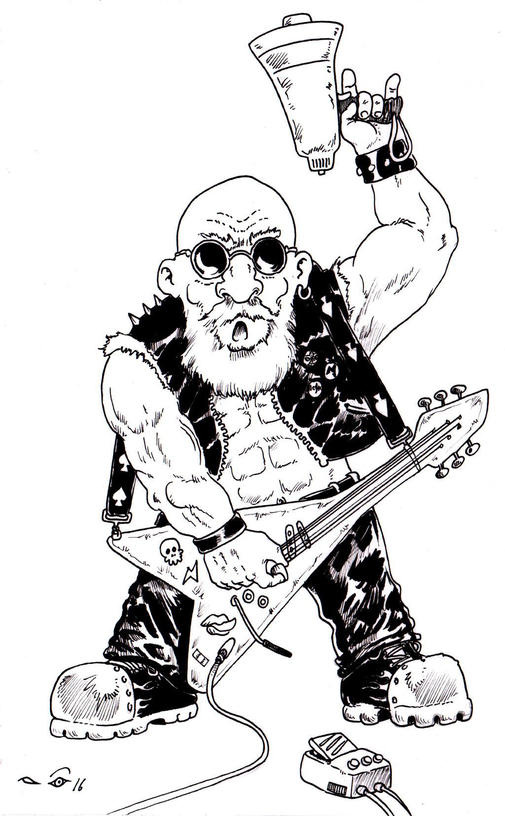 Rock by emalterre