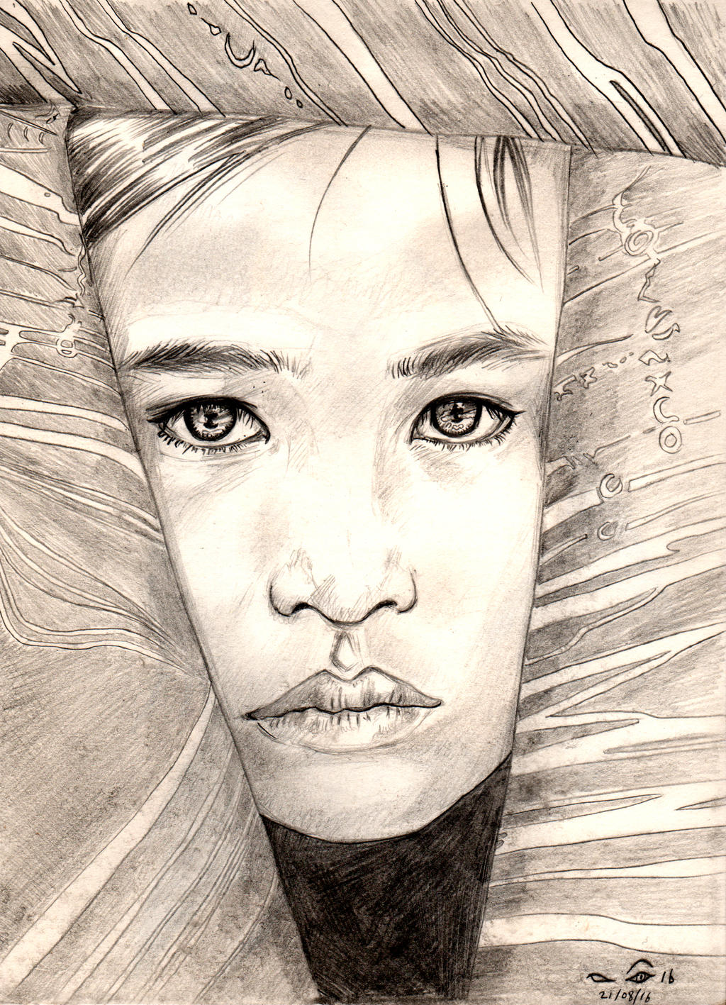 Little Girl by emalterre