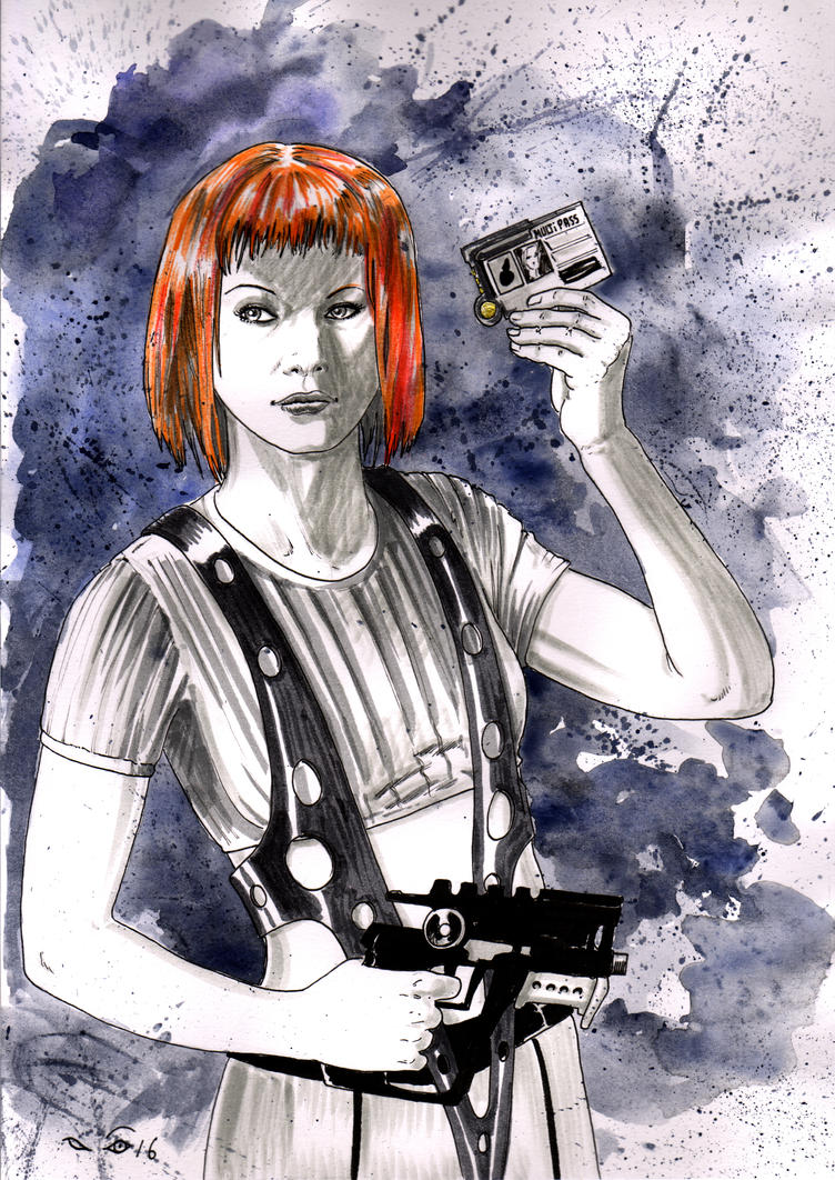 The Fifth Element by emalterre