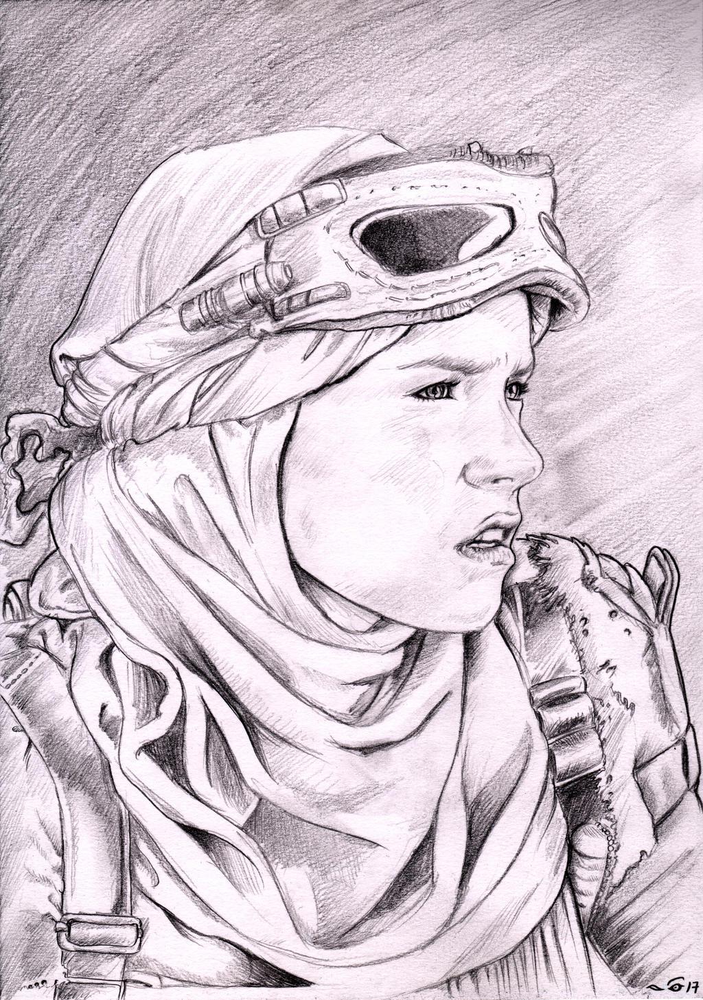 Rey by emalterre