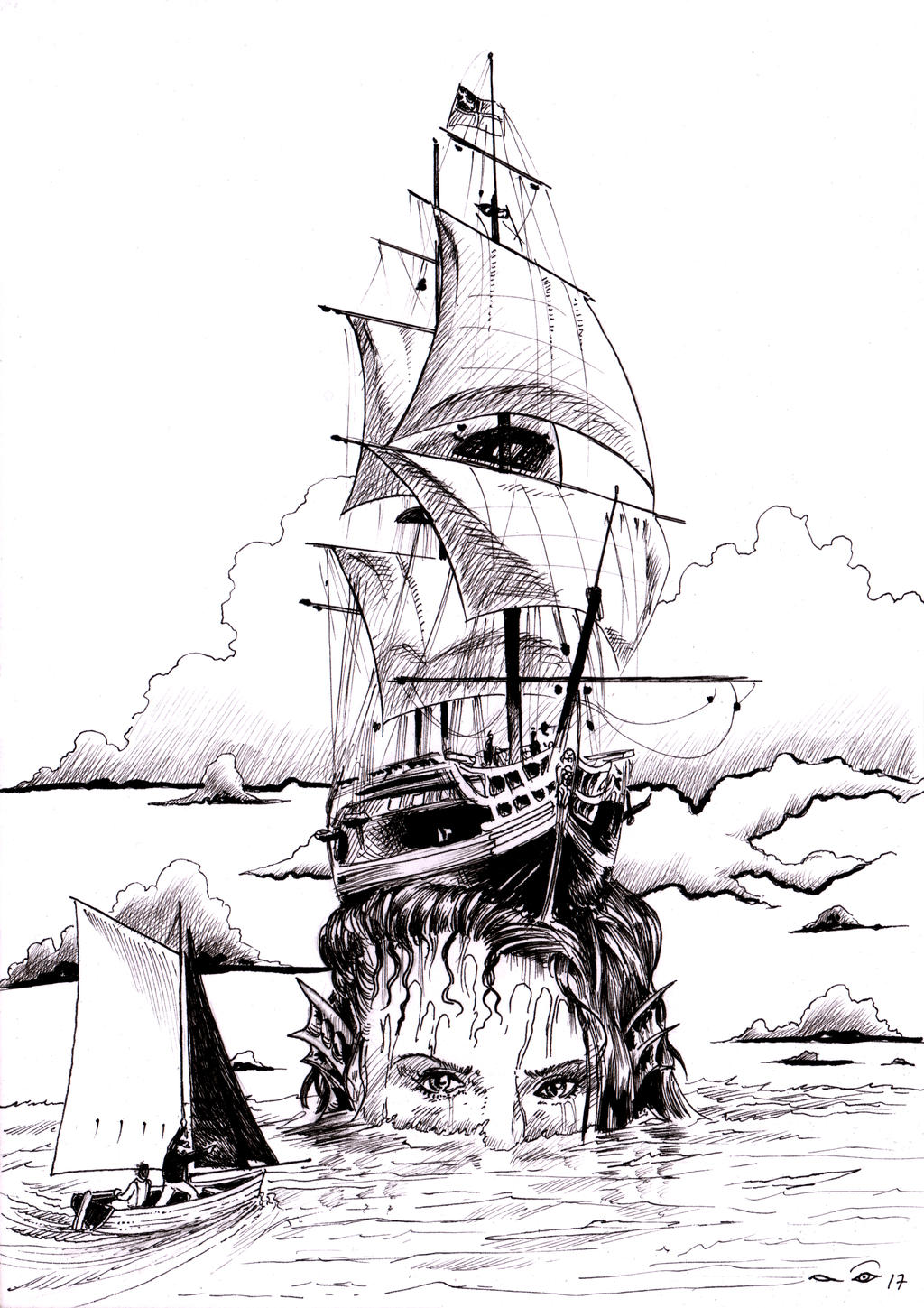 Ship Hermione by emalterre
