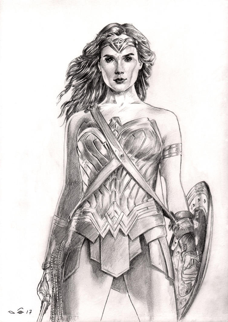 Justice League : Wonder Woman by emalterre