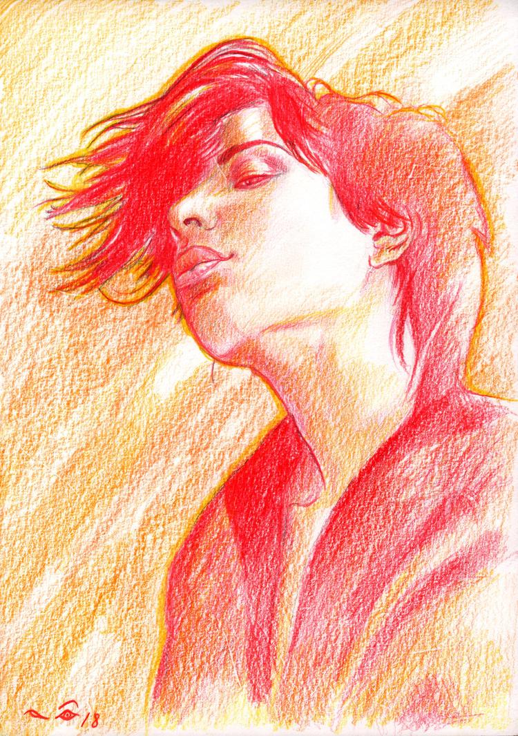 Leeloo Jovich by emalterre