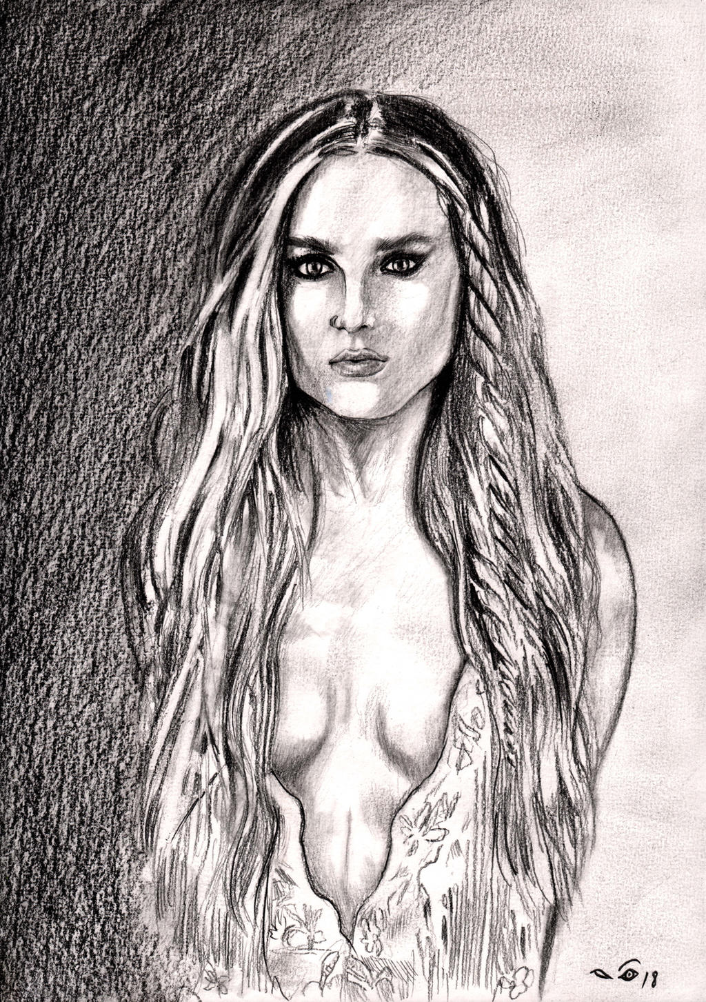 Perrie Edwards by emalterre