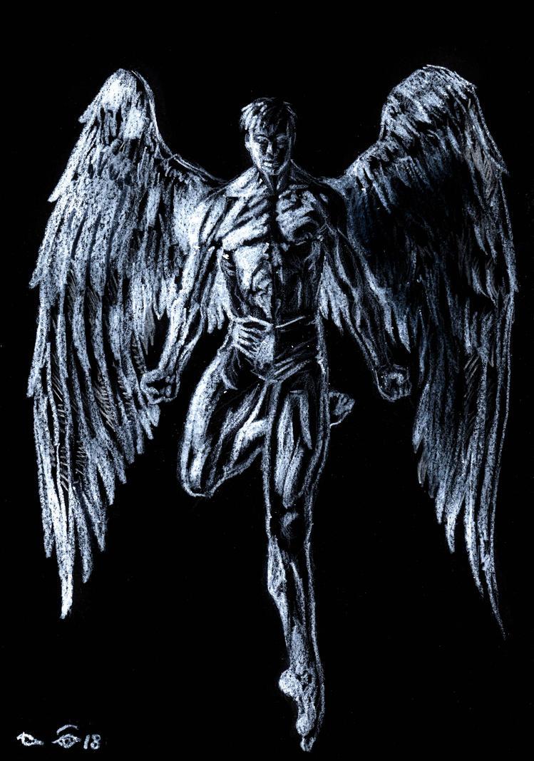 White angel by emalterre