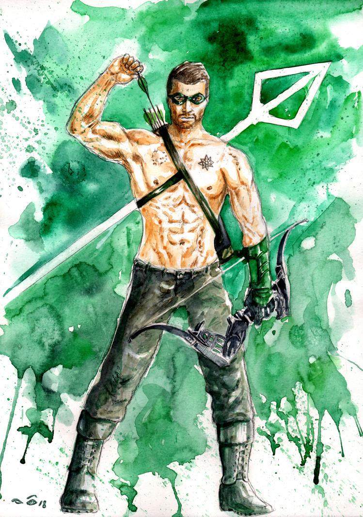 Arrow by emalterre