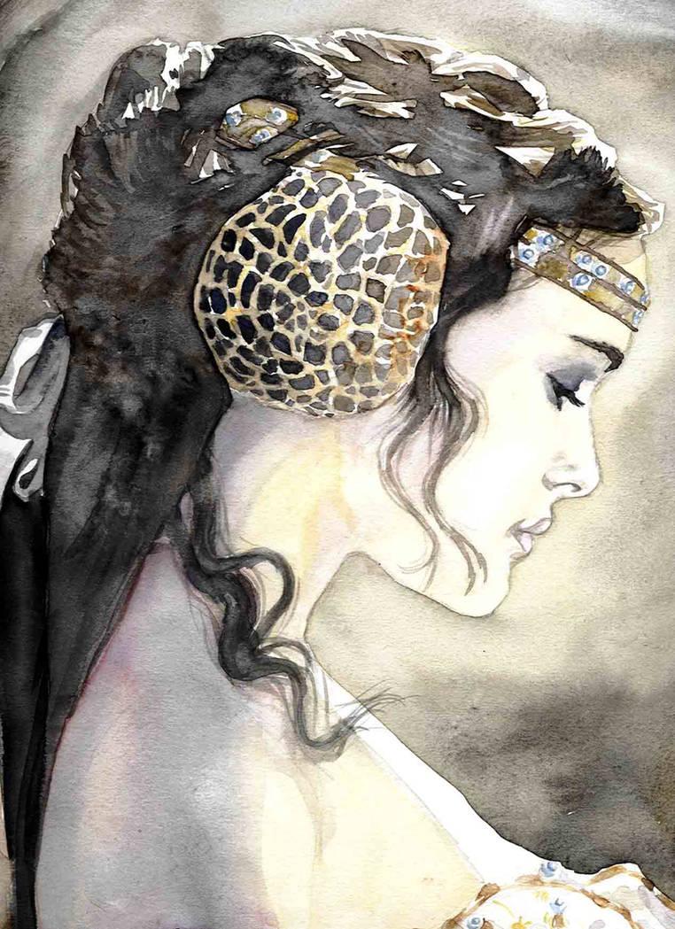 Divine Natalie inQueen Amidala