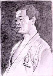 Masao Kagawa by emalterre