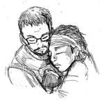 Gordon and Alyx sketch