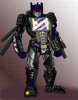 Soundwave Redesign by jameson9101322