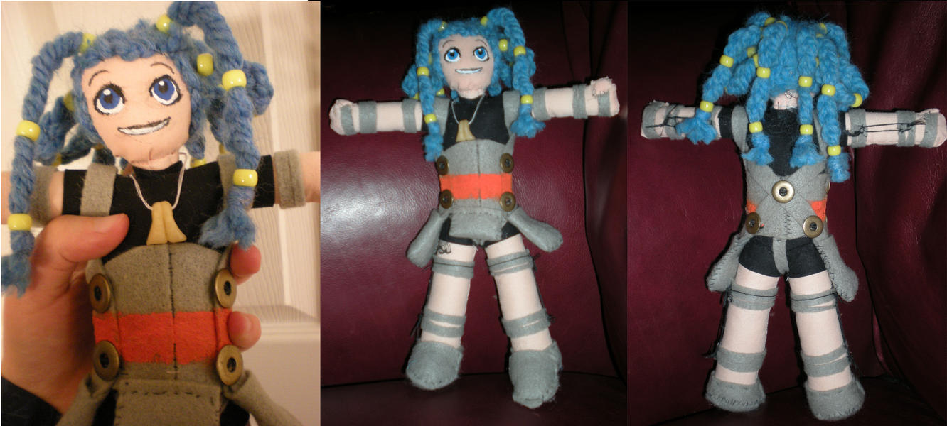 Cielo Plushie DDS by jameson9101322