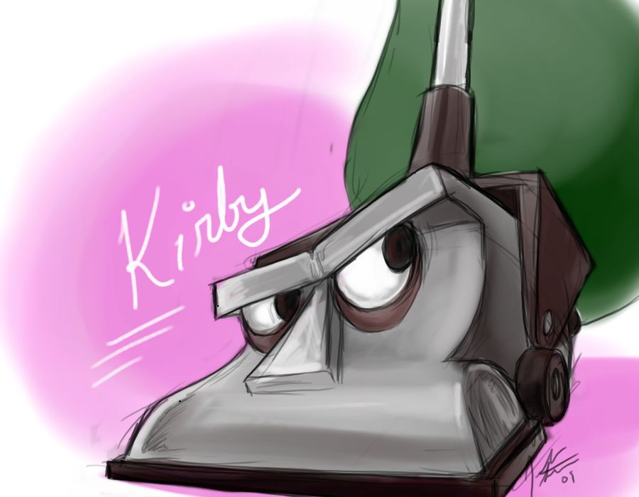 Kirby The Vacuum By Jameson9101322