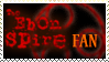 Ebon spire Fan Stamp by jameson9101322