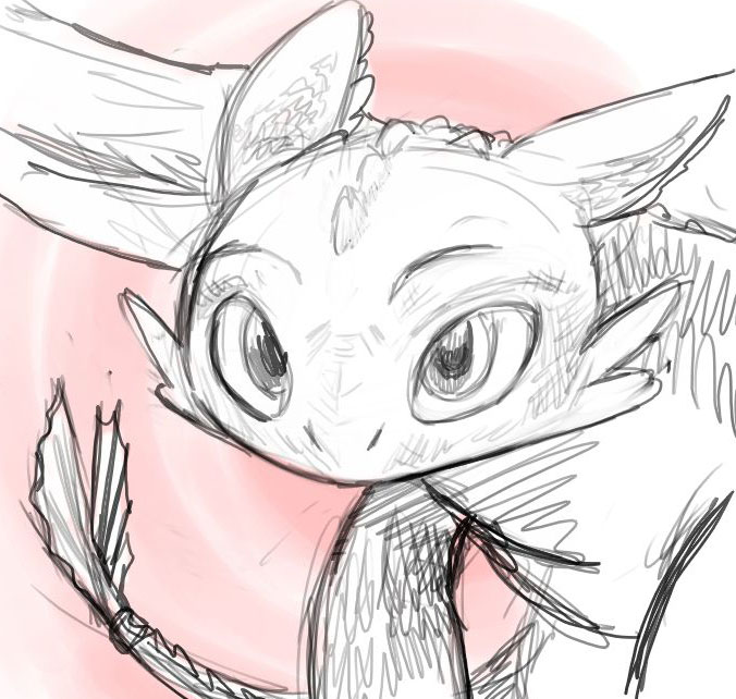 08 toothless by jameson9101322 on deviantart for Toothless dragon coloring pages