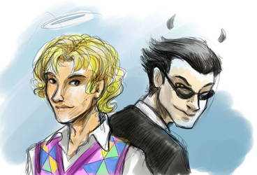 Good Omens by jameson9101322