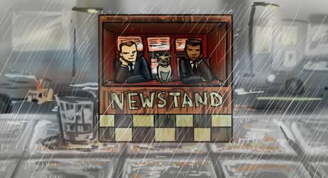 Mib Newsstand