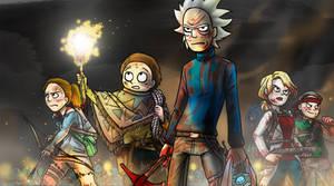 Rick And Morty - Warpath