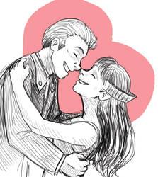 Babylon5 Sheridens Valentine by jameson9101322