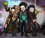 Babylon5 Drunkfriends