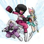 Stevenuniverse Sailormoons